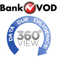 BankVOD Data due diligence - 360 view